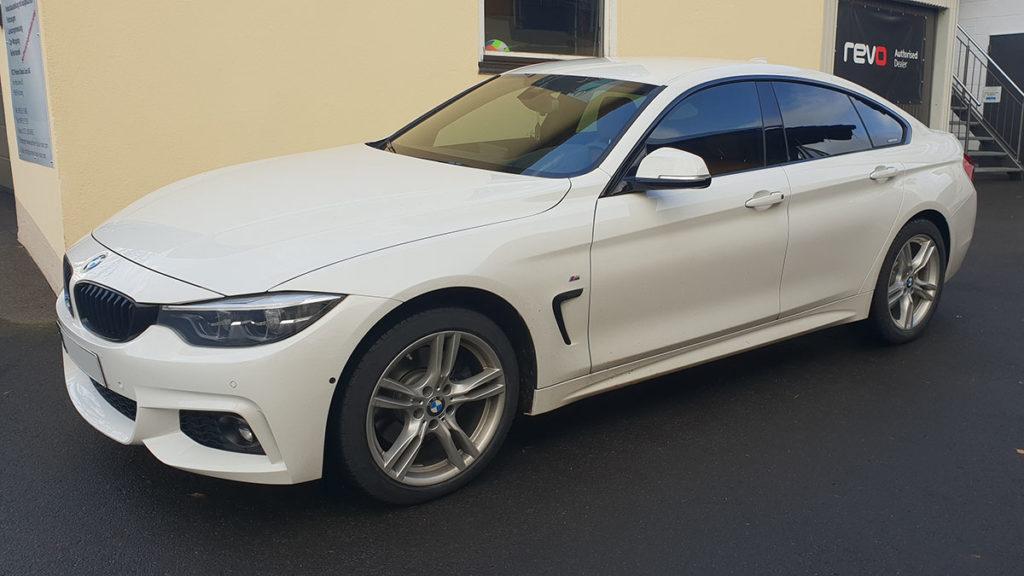BMW Scheibentönung